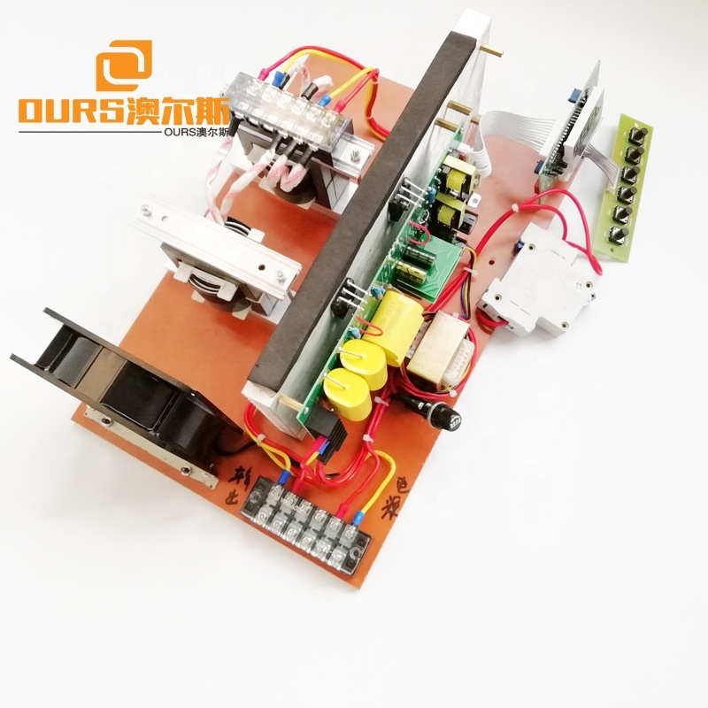 900W ultrasonic transducer circuit board for Frequency ultrasonic cleaning machine