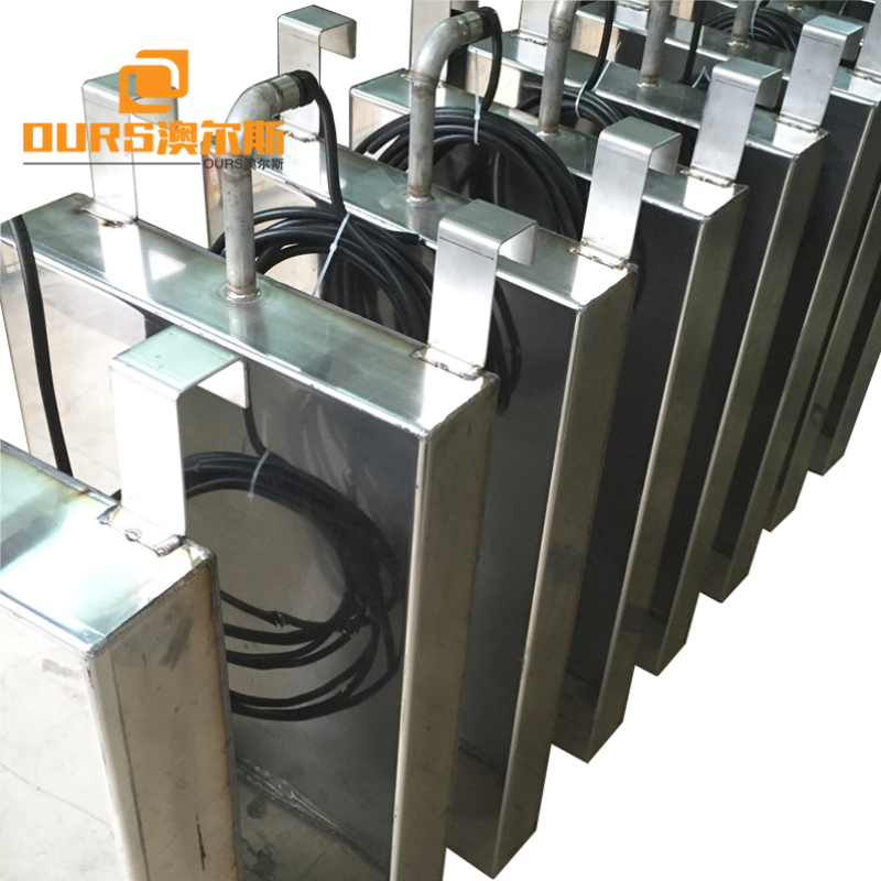 Factory Customized High Power 5000W Immersible Ultrasonic Transducer for Industrial Cleaning