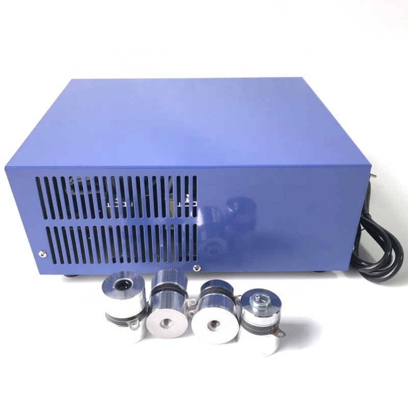 28KHz Ultrasonic Generator For Ultrasonic Cleaner Machine And Washing Vegetables Drive Power Supply