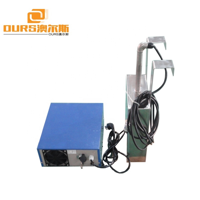 20KHz/28KHz/33KHz/40KHz Immersible Ultrasonic Transducer Pack For Heavy Duty Oil Removing
