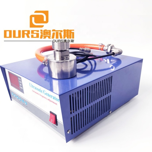 33khz 100Watt ultrasonic sensor for vibration machine in Electromagnetic Powder, Anode Material, Carbon Powder