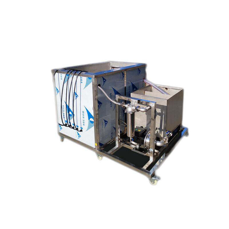 Workshop Industrial Large industrial ultrasonic cleaner Circulating Filtration Intensive Rinse