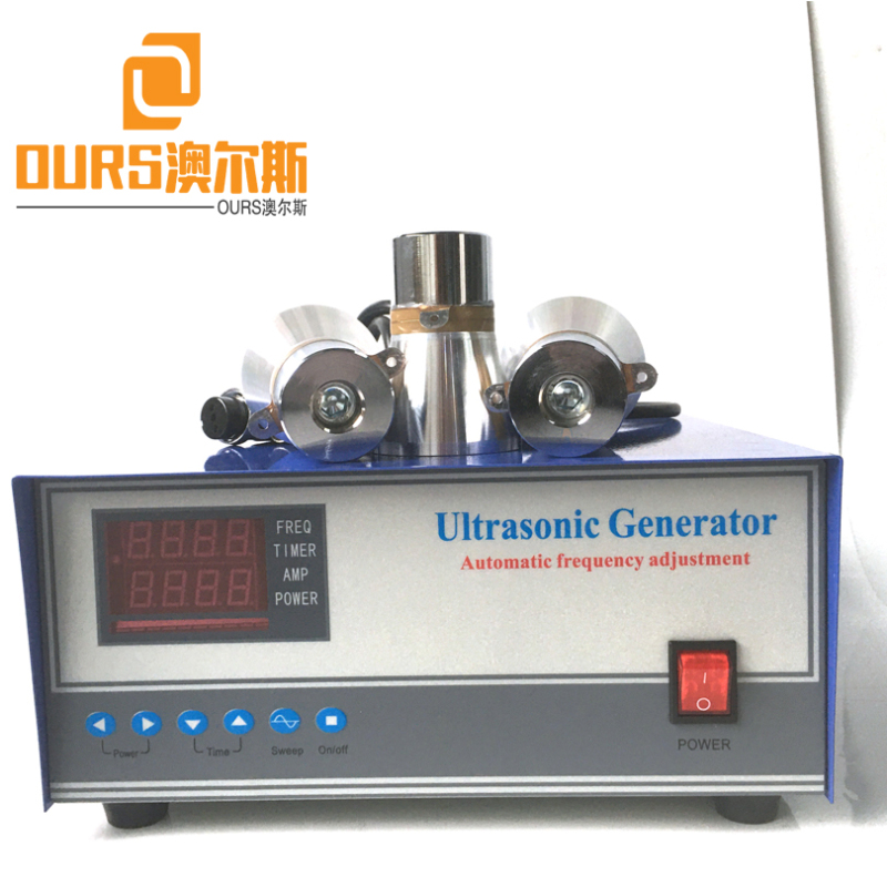 1800W High Quality china ultrasonic transducer generator For Cleaning Equipment Parts