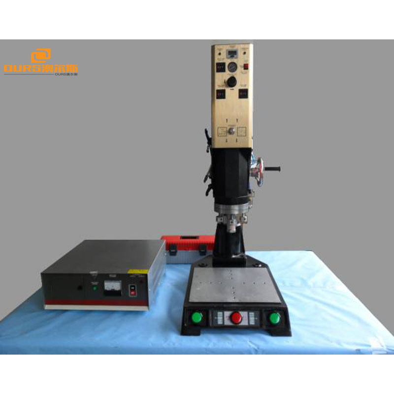 ARS-SLHJ-4200W Continuous Ultrasonic Welding Machine 15khz-20khz For Nonwoven Bag Pvc Material