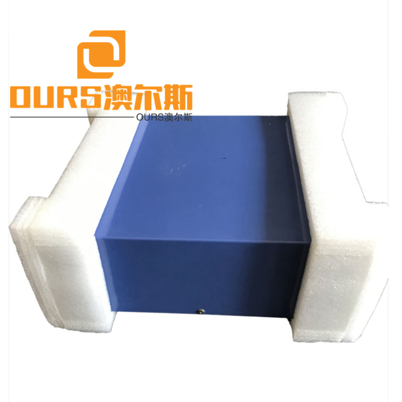 25khz Low frequency ultrasonic vibration generators china for cleaner  1800w