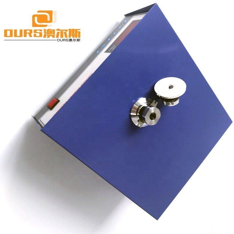 120KHz-135KHz High Frequency Ultrasonic Bath Generator Power Supply 600W Digital Ultrasonic Piezoelectric Generator