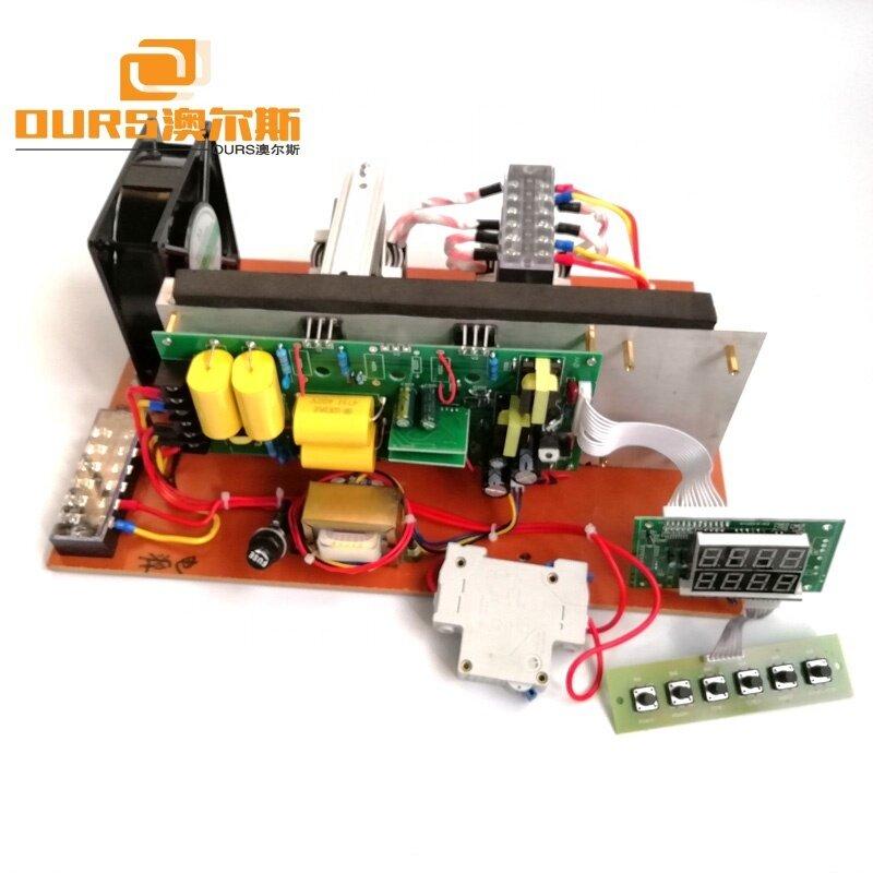 65KHz-135KHz 300W/600W/900W/1000W/1200W High Frequency Ultrasonic Generator Driver PCB Board For Cleaning