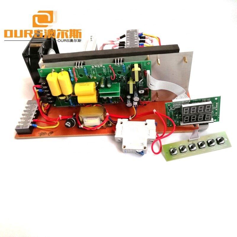 600W Ultrasonic Generator Driver PCB Board 20KHz/28KHz/33KHz/40KHz Ultrasonic Power Generator