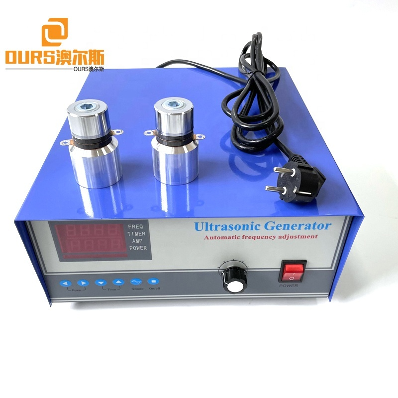 Factory Sale 28KHZ 40KHZ Digital Ultrasonic Singal Wave Generator For Driving Industrial Cleaning Machine