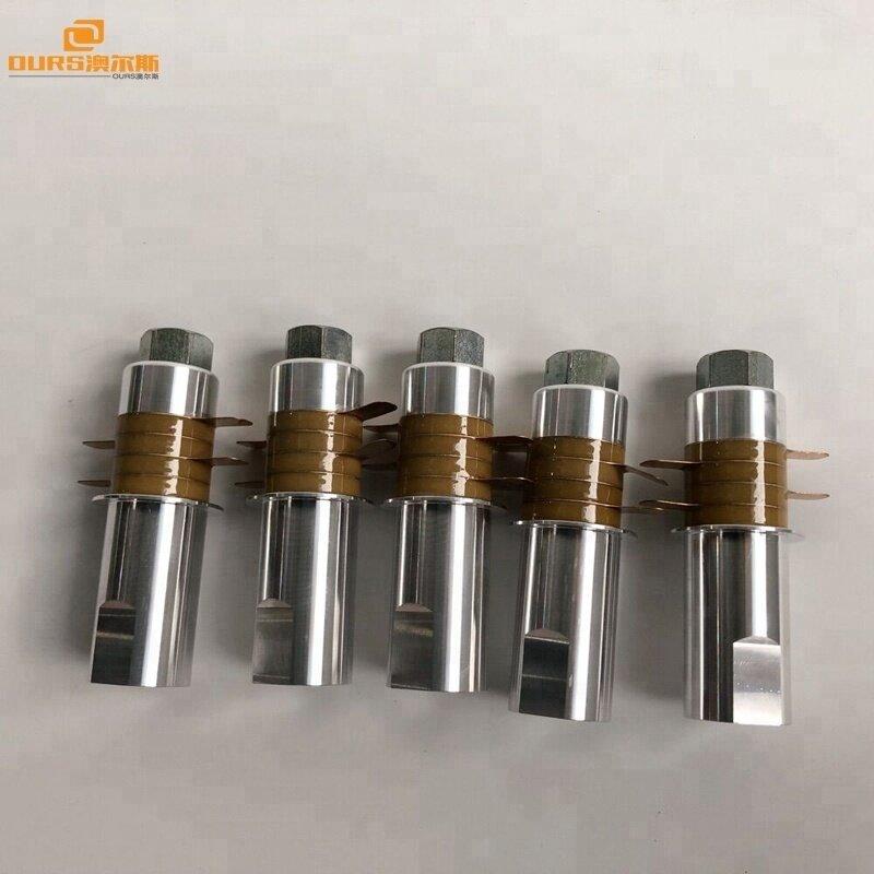 200W/38KHZ  Ultrasonic welding generators and transducers Welding Machine to weld stubs