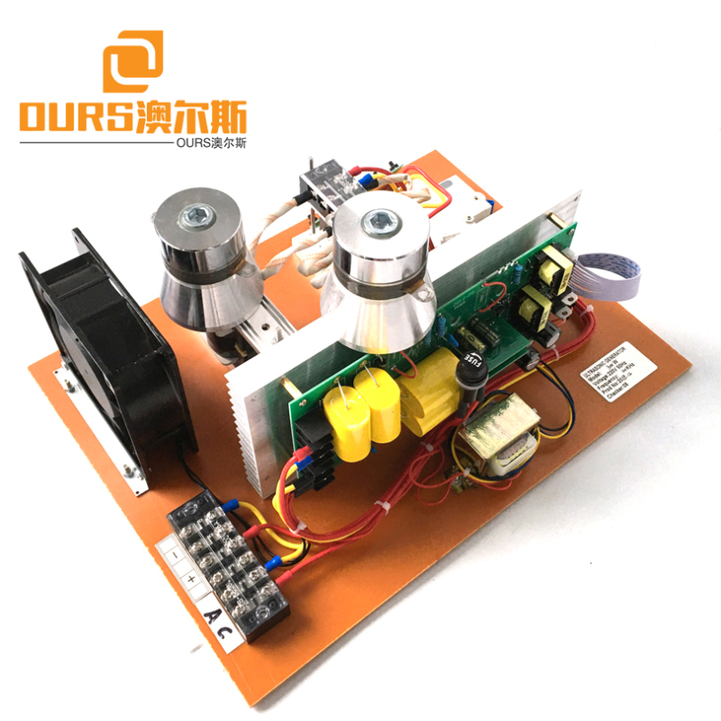 28KHZ/40KHZ Ultrasonic Generator Circuit Board Customized For Industry Hardware Washer