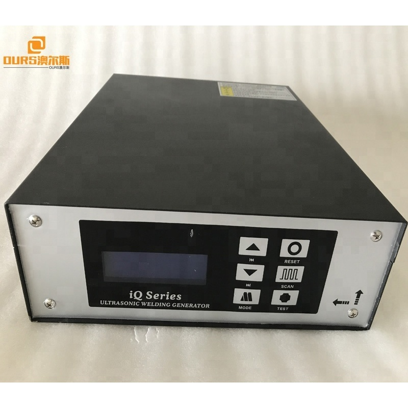 Automatic frequency-tracking Ultrasonic generator 15khz used for welding