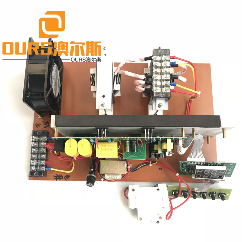 300W 600W 900W 1200W 1500W 1800W 2000W 2400W 2700W 3000W Digital Circuit to Drive Ultrasonic Transducers For Dishwasher Cleaning