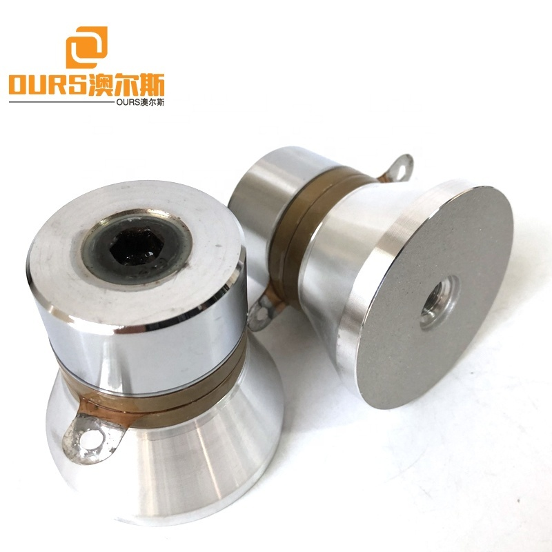 33K Industry Cleaning Ultrasonic Transducer 60W Power As Ultrasonic Automotive Parts Cleaner Tank Vibration Parts