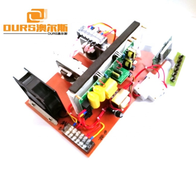Various Frequency 2400W Ultrasonic Cleaner Transducer Circuit Ultrasonic PCB Generator Circuit Board