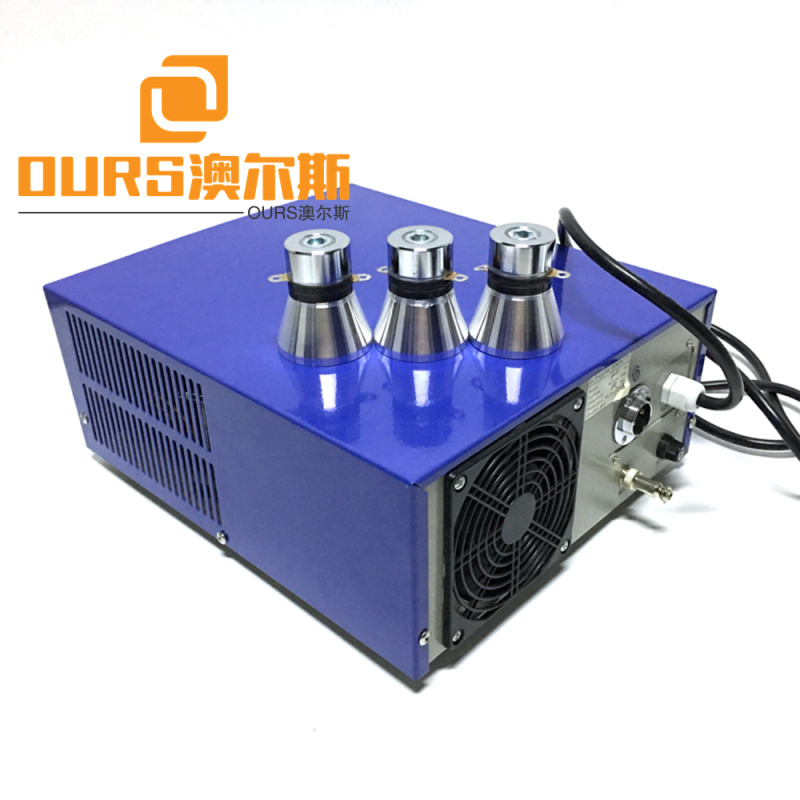 High frequency 135khz power 300w Industry Ultrasonic Cleaning generator for cleaner