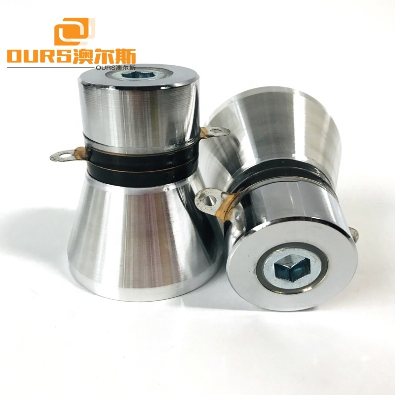 28KHz 60W High Quality Ultrasonic Cleaning Transducer PZT-4 Piezo Ultrasonic Transducer For Cleaner