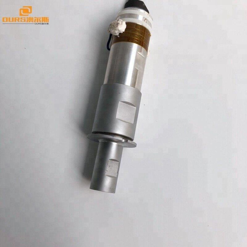 2000W Ultrasonic Welding Transducer , Ultrasonic Oscillator for ultrasonic welding machine