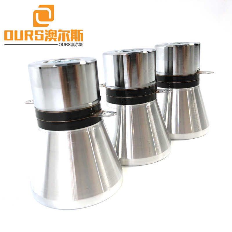 High Performance 25Khz 45Khz 85Khz Multi Frequency Ultrasonic Transducer Operating Voltage For Ultrasonic Cleaning Machine
