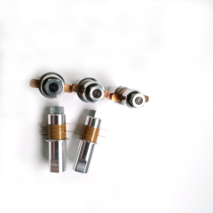 100W 28KHZ ultrasonic plastic converters transducer and generator for ultrasonic spot welding machine transducer