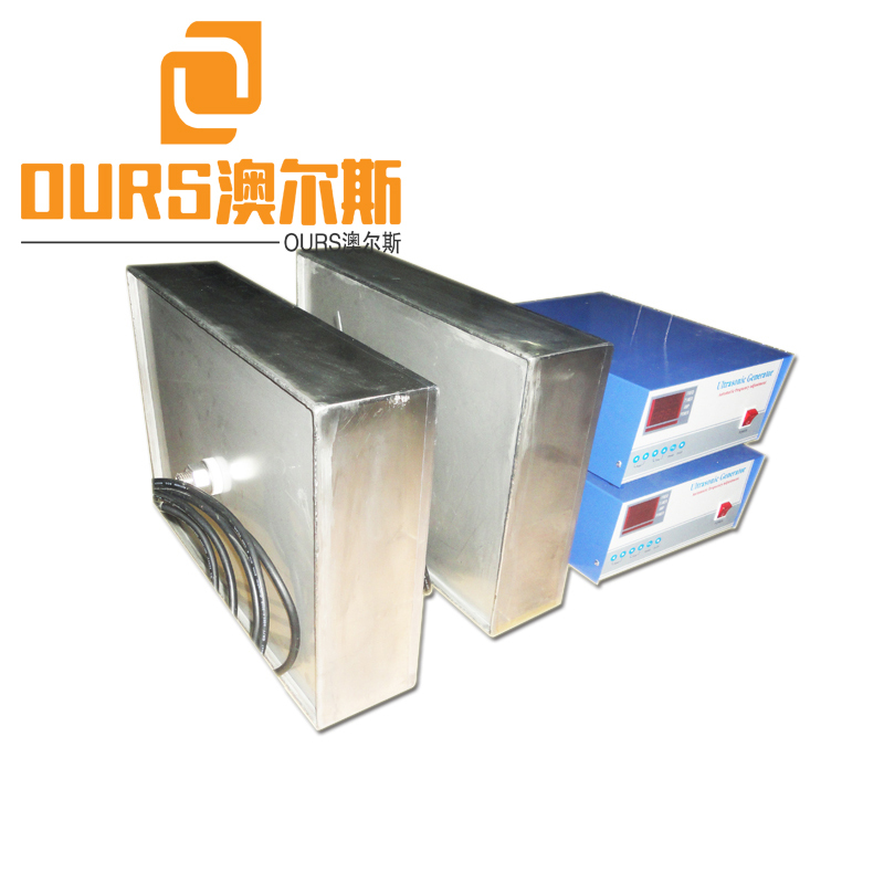 1800W 40khz/28khz Waterproof Submersible Ultrasonic Cleaner Pack For  Industrial ultrasonic cleaning application