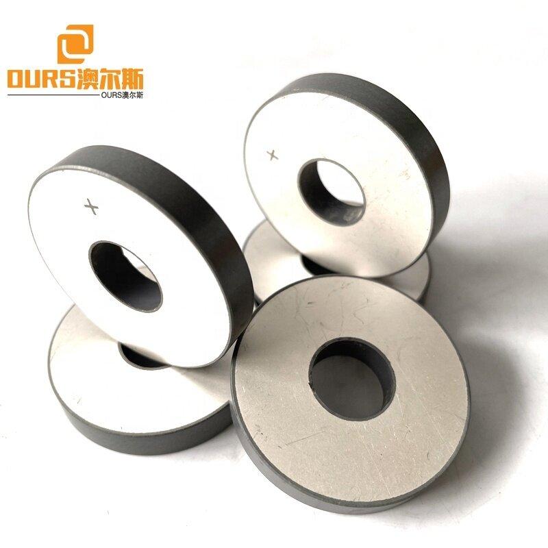 Lead Zirconate Titanate Pzt4 Material Piezoelectric Ceramic 38.1x12x6.35MM For Making 28KHZ 40KHZ Ultrasonic Transducer Sensor