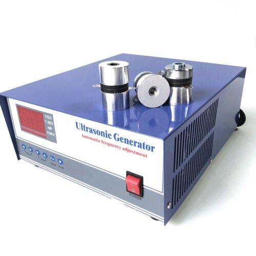 1200W Digital Ultrasonic Generator With Customized Ultrasonic Transducer For Ultrasonic Water Bath Cleaning