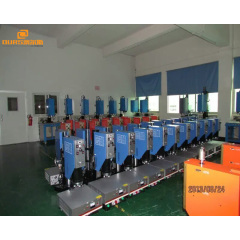 ultrasonic welding testing machine 2000w ultrasonic welding textile machine