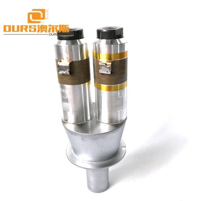 Ultrasonic Welding Transducer High Power Ultrasonic Transducer 4.2KW 15KHz