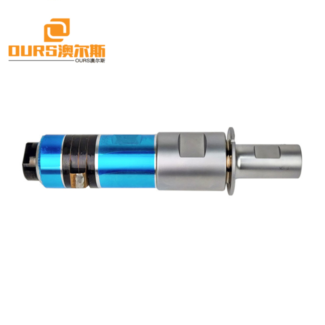 1000W/20KHz Ultrasonic Welding Cutting Transducer With Booster,Ultrasonic Welding Transducer