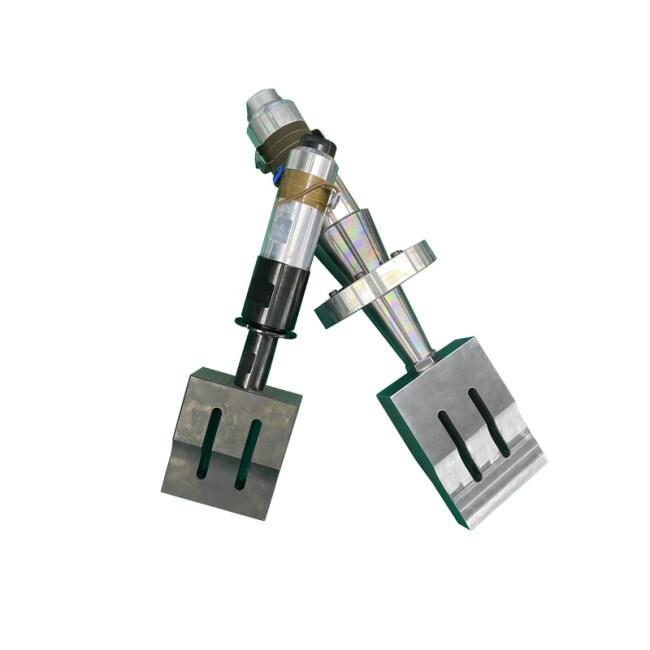 20khz ultrasonic welding transducer Horn 2000Watt for the nonwoven fabric mask welding equipment