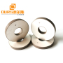 50x17x6.5mm Piezoelectric Ceramic Rings pzt 8 Piezo Ring for Ultrasonic Cleaning And Welding Transducer