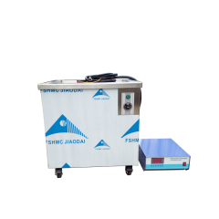 Ultrasonic vibration wave Cleaner Stainless Bath Large Capacity Remove Oil Rust Industrial Parts Customized Cleaning Machine