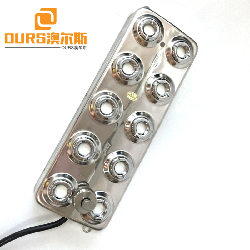 Factory Product 4500ML/H Greenhouse Industrial Ultrasonic Fogger Cool Mushroom Humidifier Mist Maker