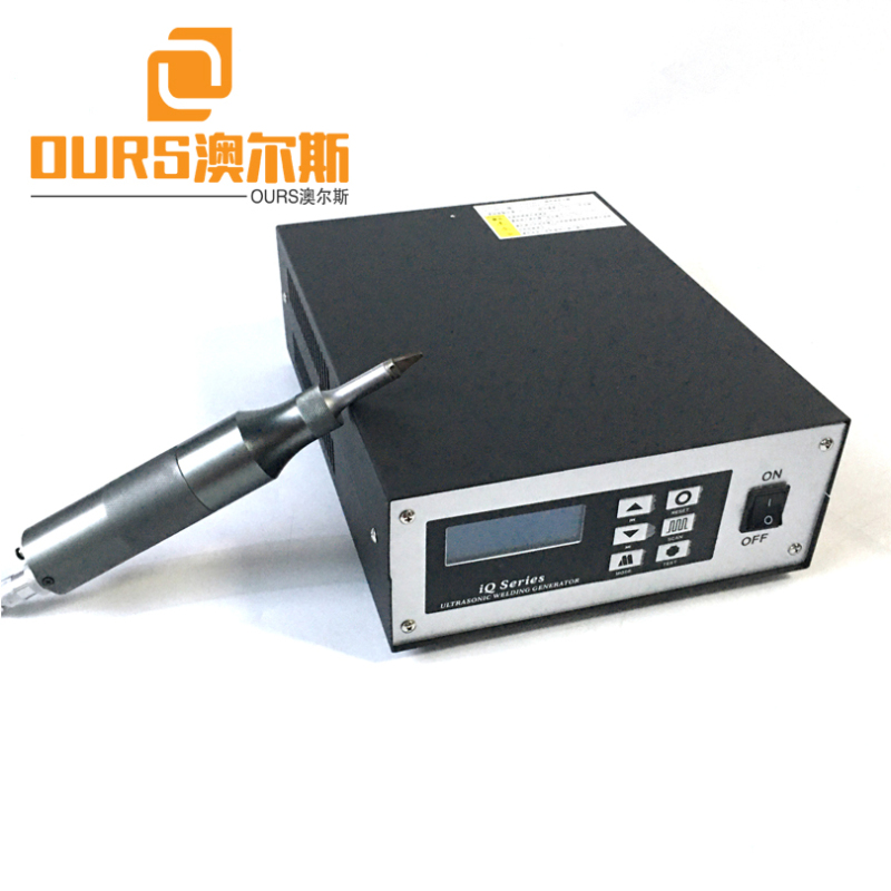 1000W 28KHZ Ultrasonic Knife Cutting Plastic For Fabric Fabric Cutting