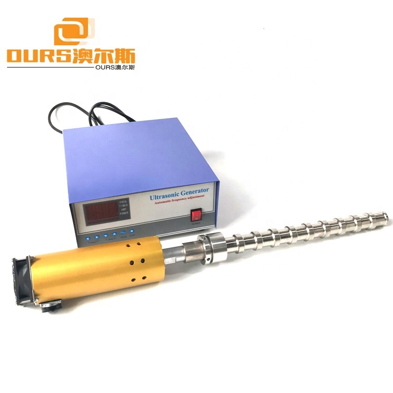 600W/900W/1000W/1500W/2000W Ultrasonic Tissue Extraction Machine Extractor 20KHz Tubular Ultrasonic Probe