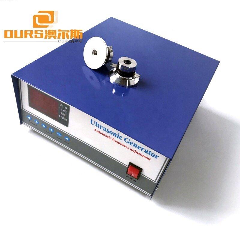 20KHz/28KHz/33KHz/40KHz Digital Ultrasonic Generator For Cleaning Tank With Best Price