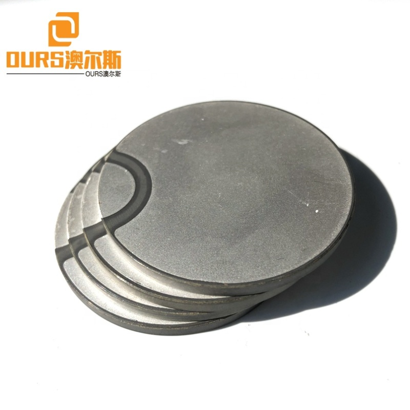 Best Quality Cleaning/Welding Piezoelectric Ceramic 50x3MM Customized Ultrasonic Piezo Ceramic Accessories As Transducer Parts