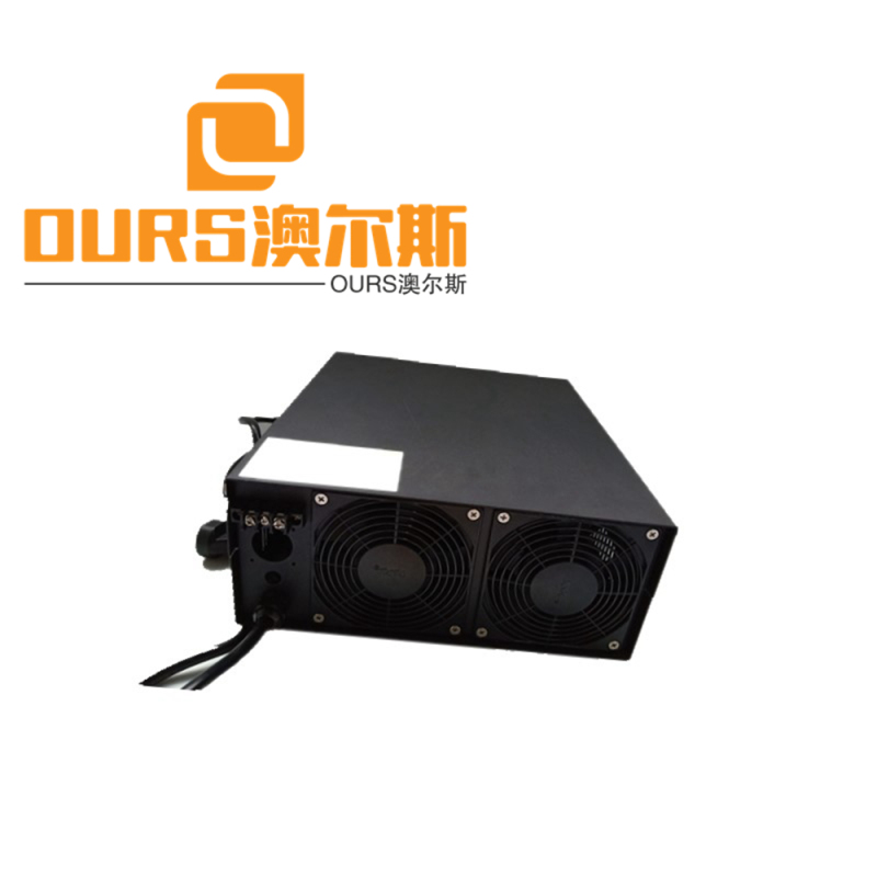 Automatic frequency-tracking 1500w 20khz Multi-function ultrasonic cleaning  generator