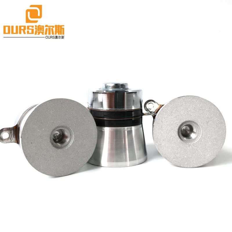With Hole Type High Frequency Ultrasonic Cleaning Transducer 160K 60W Washing Machine Ultrasonic Transducer/Sensor