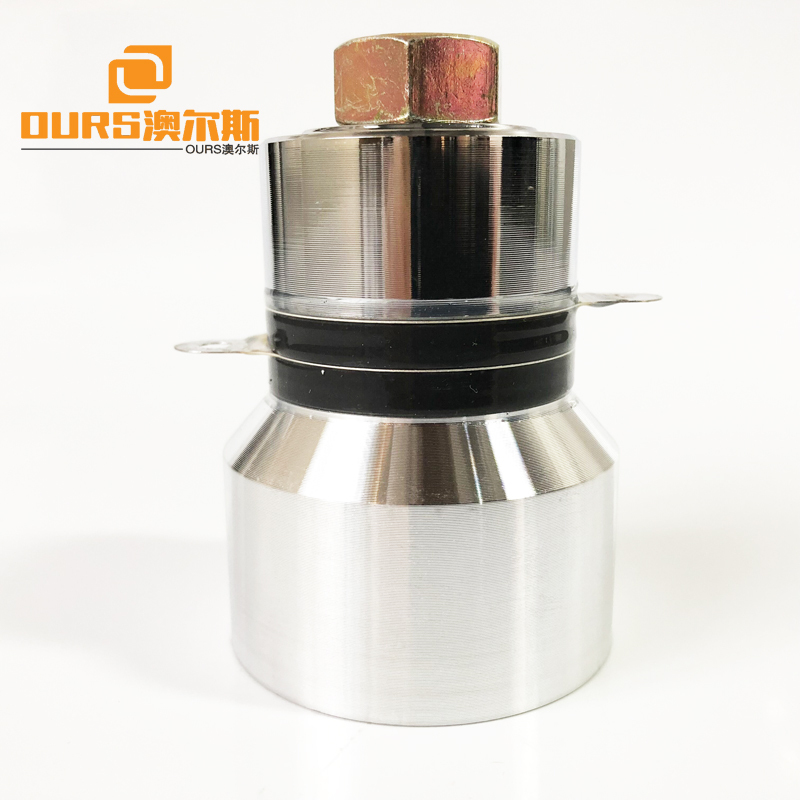33/80/135KHz 40W Multi Frequency Ultrasonic Transducer