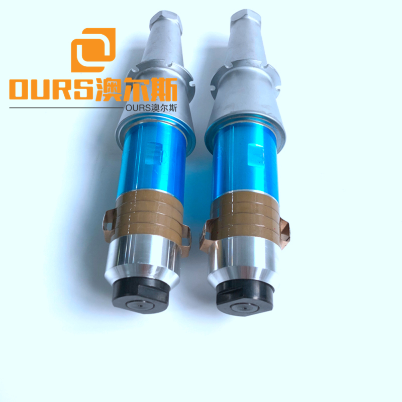 2000w Ultrasonic Welding Transducer 20khz Frequency Ultrasonic Transducer for plastic welding drilling and polishing machine