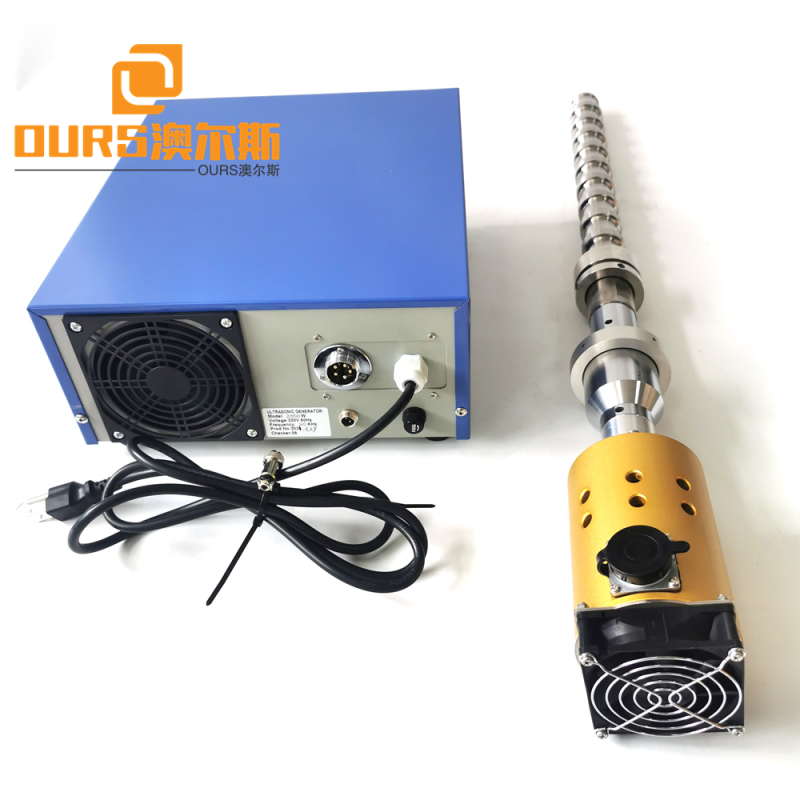 1000w 20khz Ultrasonic vibrating Tube used for Printing and Dyeing Wastewater Treatment