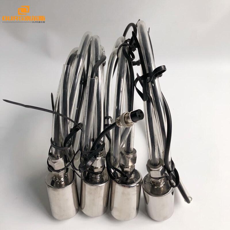 Piezoceramic Ultrasonic algae removal Transducer Low Power Removable Sonic Algae Control