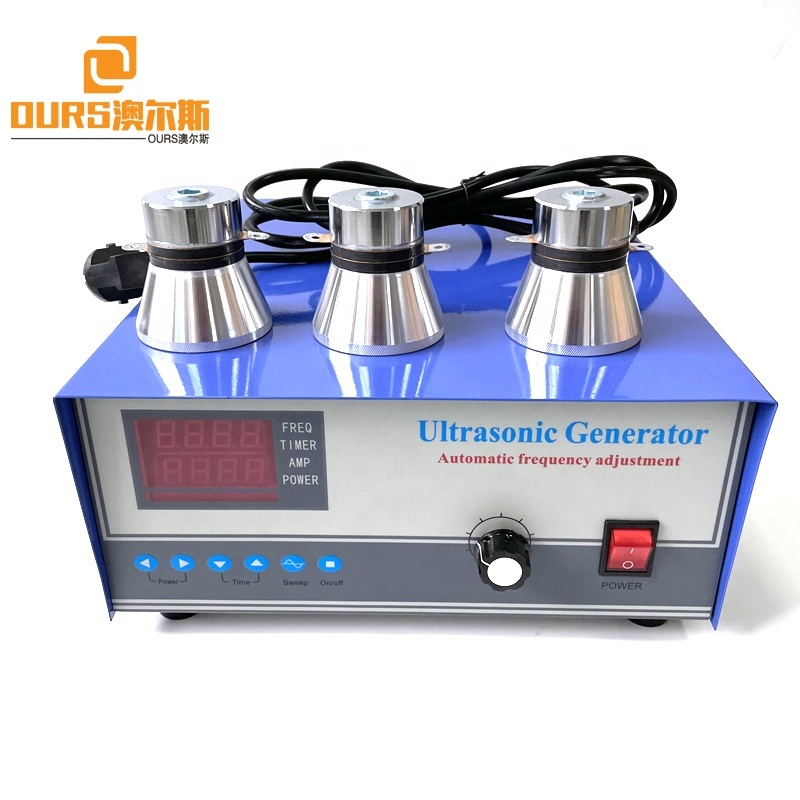 110V/220V 28KHZ 1000W Ultrasonic Power Circuit Generator Used On Hardware Mechanical Parts Industrial Cleaning Equipment