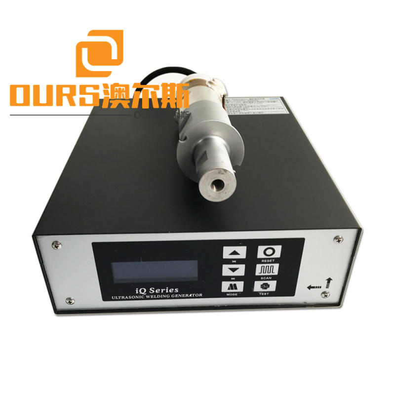 20KHZ Masks Cheep Ultrasonic Welding Machine for Nonwoven Face Mask Includes welding horn transducer 2000w