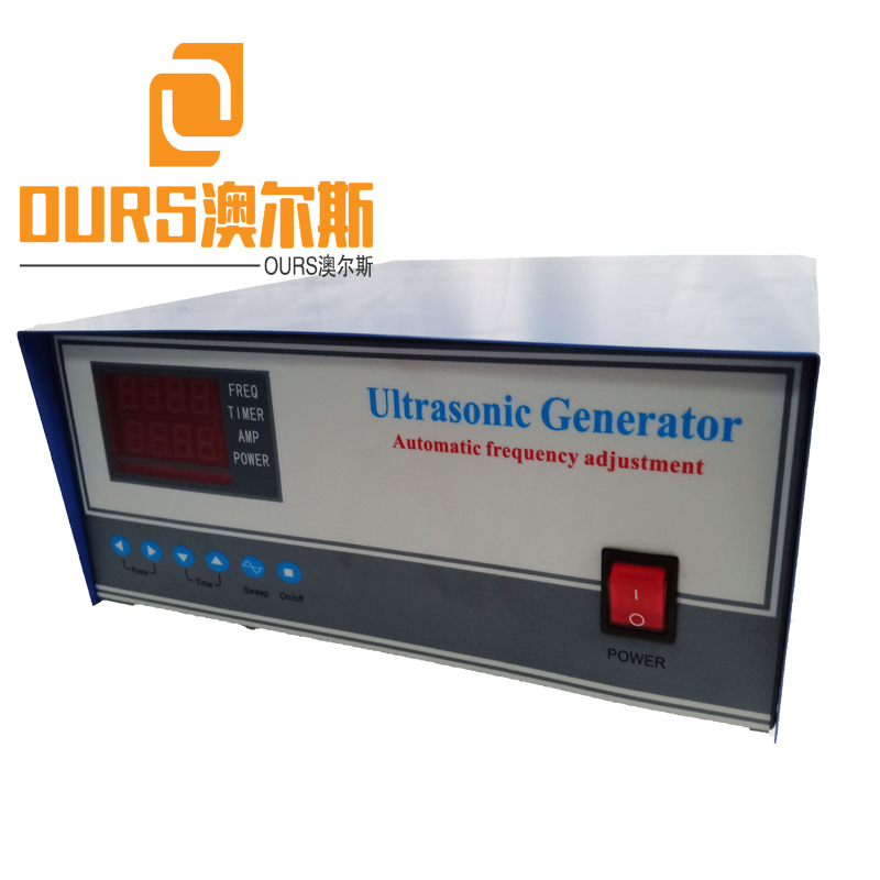 25khz/45khz/80khz Multi-frequency Ultrasonic Generatorfor Driving Cleaning Transducer