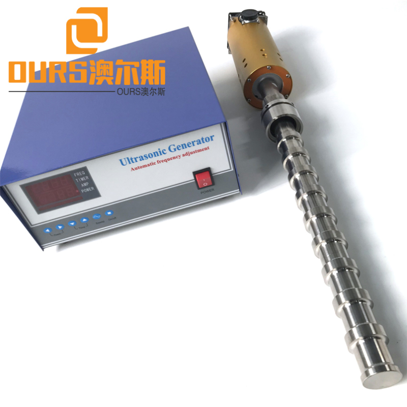 15-28khz 1500w US equipment of ultrasonic cleaner ultrasonic biodiesel reactor