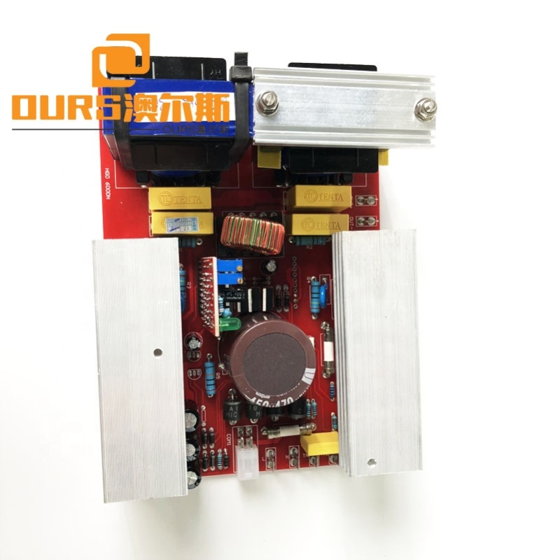 500W Ultrasonic Transducer Driver Board Ultrasonic Sensor Pcb Ultrasonic Generator Pcb Manufacturer