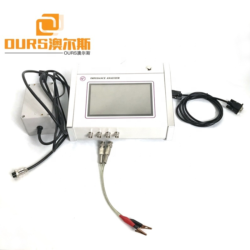 1-1000KHz Ultrasonic Frequency Impedance Analyzer For Ultrasonic Transducer Horn Or Other Ultrasonic Components